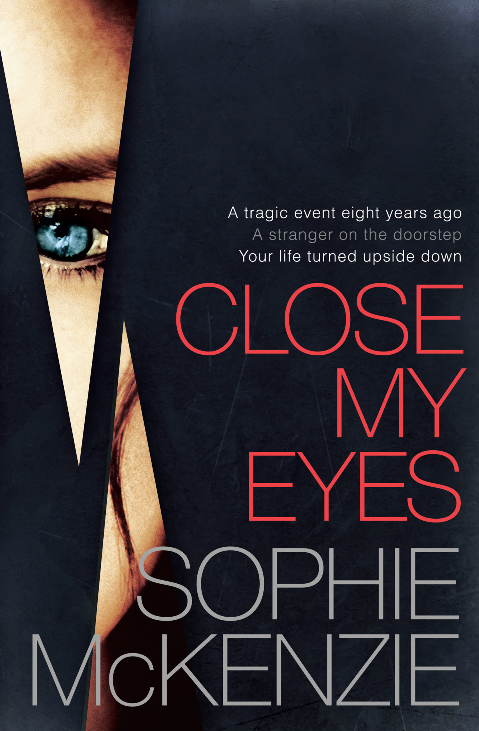 book review close my eyes by sophie mckenzie jenny in