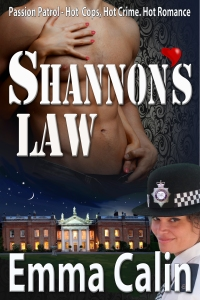 Shannon's Law Front Createspace Proportions
