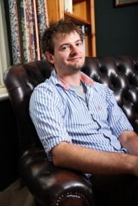Jack Croxall - Author Photo Portrait