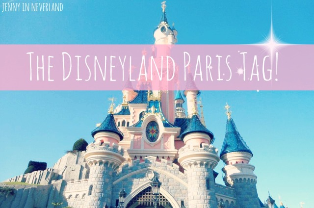 the disneyland paris tag