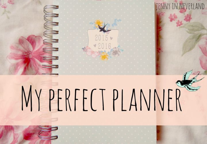 perfect planner 1