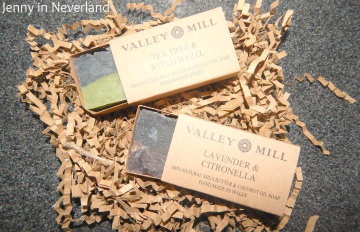 Valley Mill Homemade Soap 1