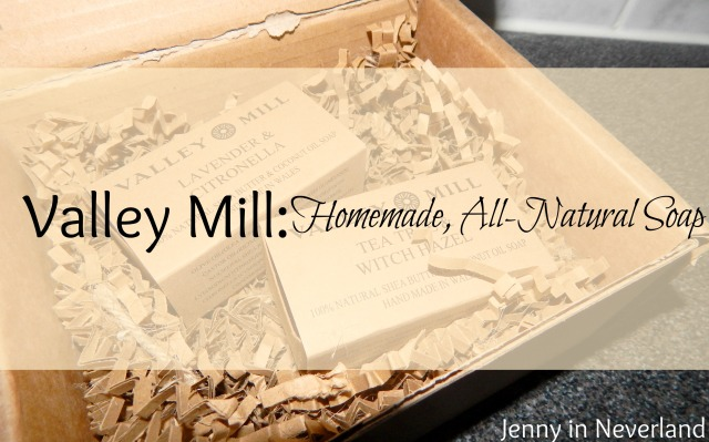 Valley Mill Homemade Soaps 1