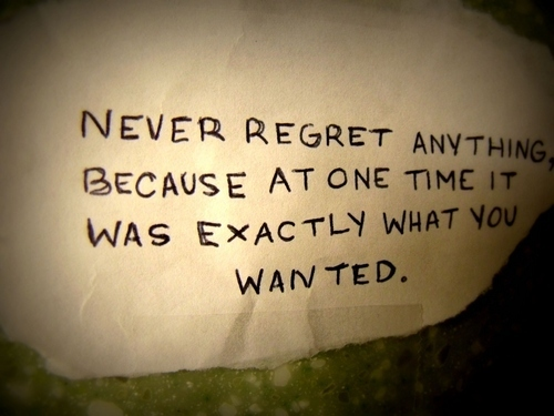 never_regret