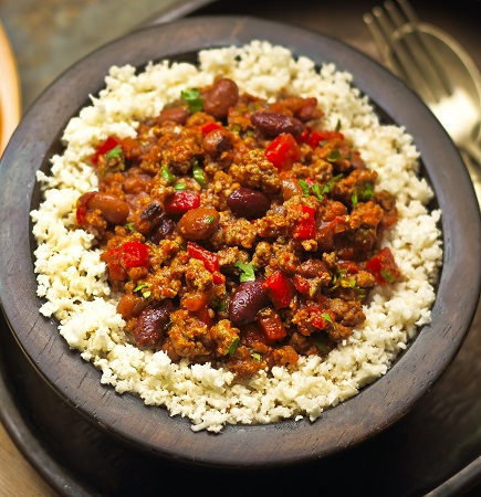 CHILLI CAULIFLOWER RICE (2)