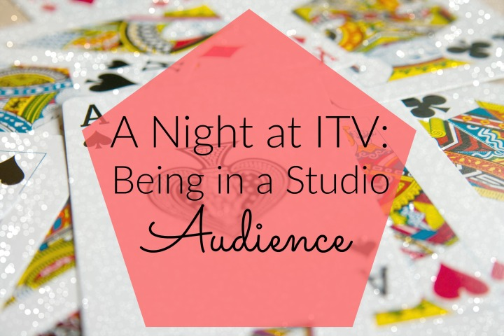 A Night at ITV - Being in a Studio Audience