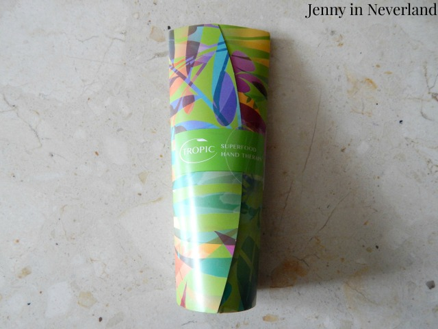 Tropic Superfood Hand Therapy 1