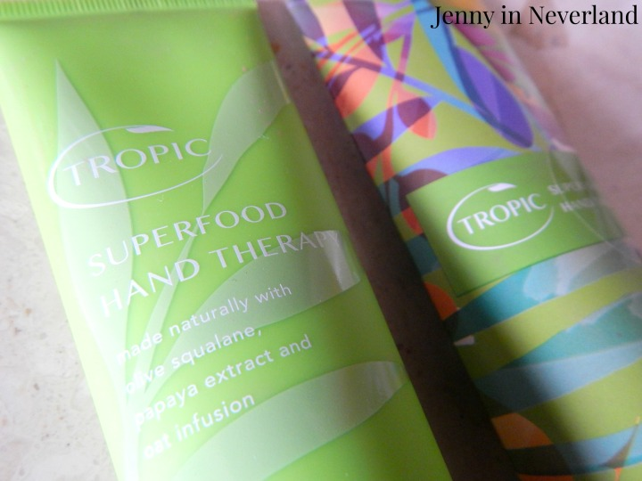Tropic Superfood Hand Therapy 2