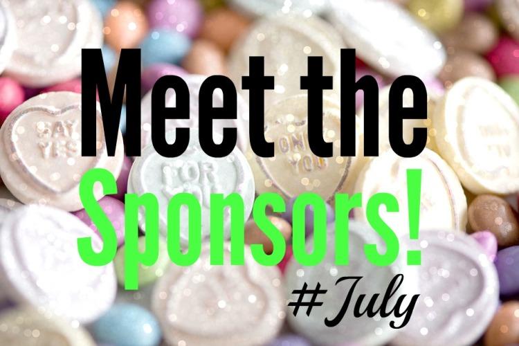 Meet the Sponsors July
