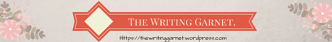 The Writing Garnet.