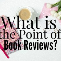 What's the Point of Book Reviews?