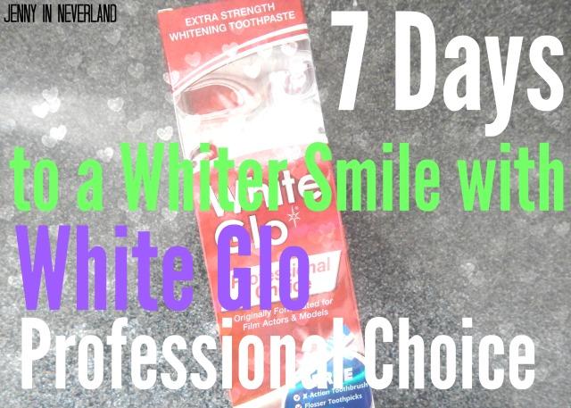 White Glo 2