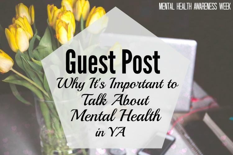 Mental health and ya