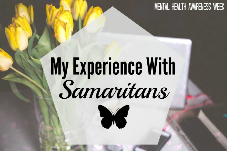 My Experience With Samaritans