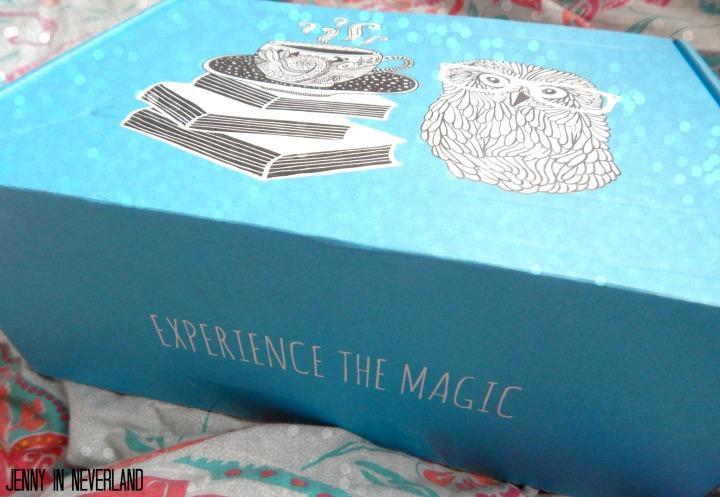 Nerdy Bookworm Box 2