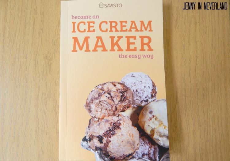 Savisto Home Ice Cream Maker 2