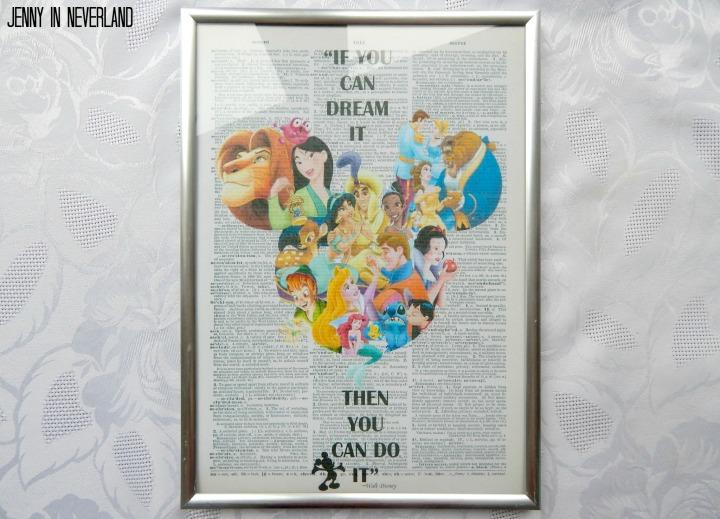 Disney Print