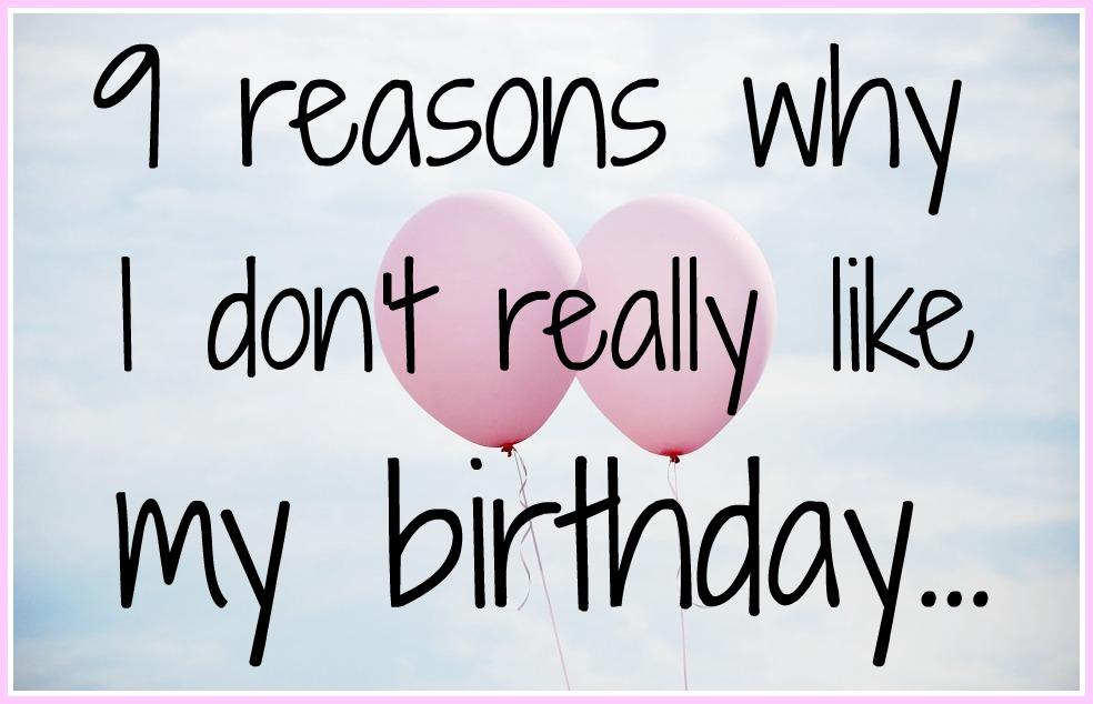 9 reasons why i don t really like my birthday jenny in neverland