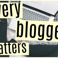 EVERY BLOGGER MATTERS
