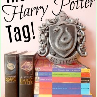 The Harry Potter Tag!